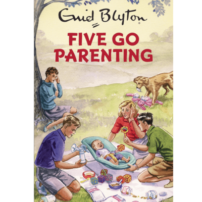 Enid Blyton Book Five 5 Go Parenting