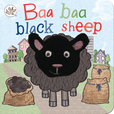 Finger Puppet Book Baa Baa Black Sheep