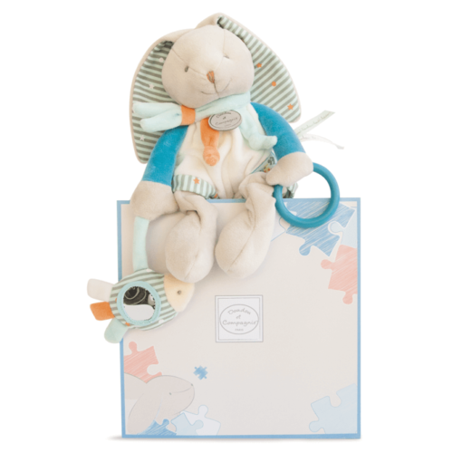Happy Bunny Activity Doll for Babies