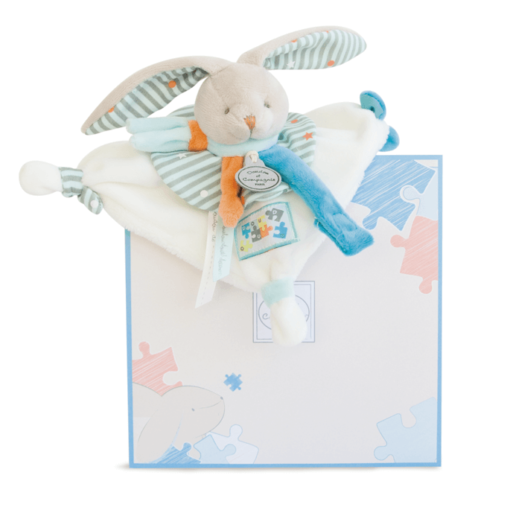 Happy Bunny Dummy Holder for Babies