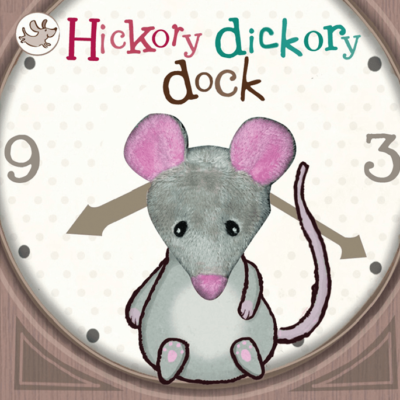 Finger Puppet Book Hickory Dickory Dock