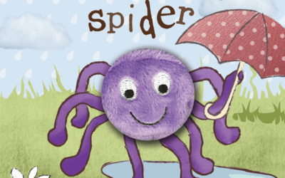 Delightful selection of small children's finger puppet books – coming soon
