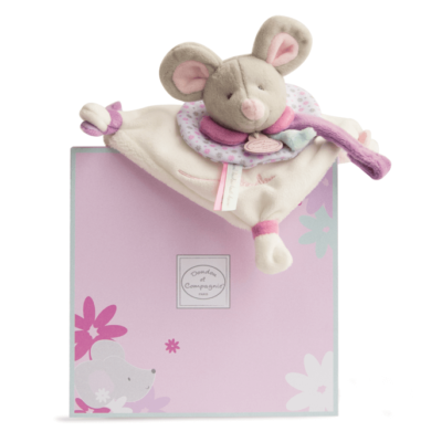 Pearly Mouse Dummy Holder for Babies