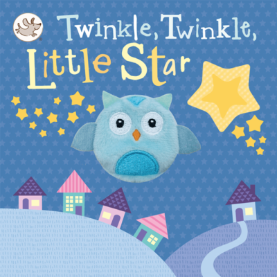 Finger Puppet book Twinkle Twinkle little Star