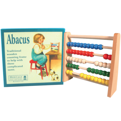 Traditional Wooden Abacus