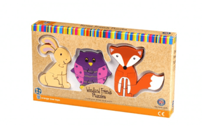 Wooden Puzzles Perfect for Tiny Hands – coming soon