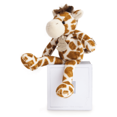 Yoopy Savane Giraffe Soft Toy