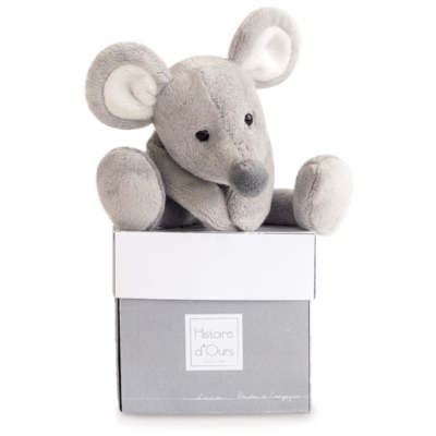 Yoopy Prairie Mouse Soft Toy