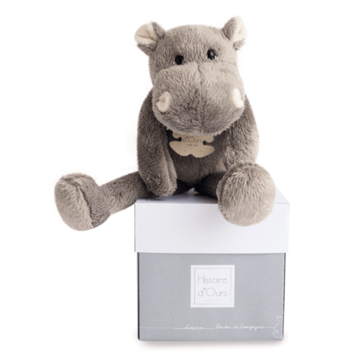 Yoopy Savane Hippo Soft Toy