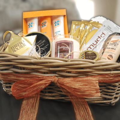 Suddenly Christmas Pamper Hamper